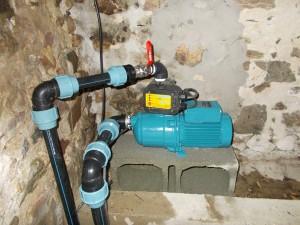 Station de pompages de surface sarl perdreau creances for Augmenter pression d eau